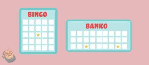Forskel på bingo og banko